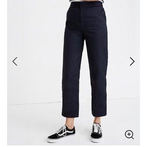 Madewell x dickies twill pants